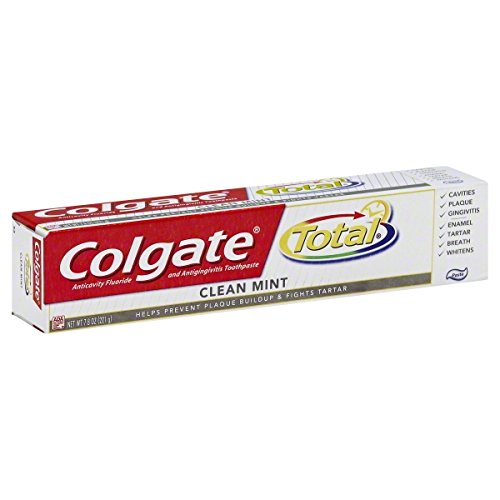 Colgate Total Clean Toothpaste Ounce product image