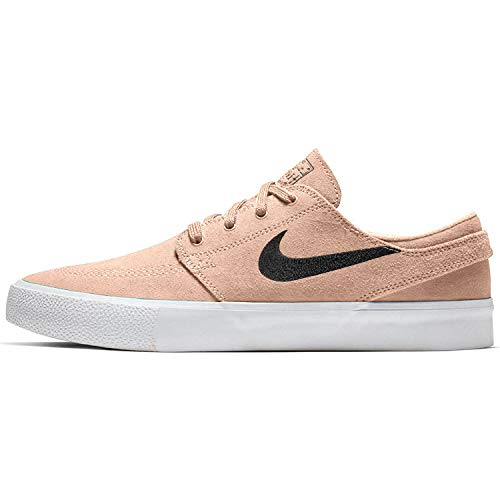 Nike SB Zoom Janoski RM Mens Skateboarding Shoes Rose Gold/Black/Summit White 10 M US