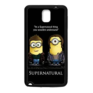 Minions Pagmen Black Samsung Galaxy Note3 case