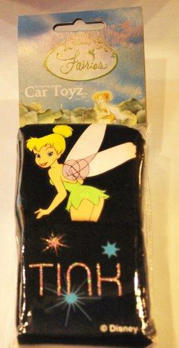 Tinker Bell Pixie Fairies Disney Auto Car Truck SUV Vehicle Rearview Mirror Car Toyz - Fuzzy Dice