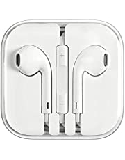 Apple Ear Pods Earphones Headphones  Remote Volume Control and Mic in White