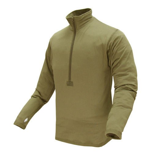Condor BASE II Zip Pullover (Medium, ()