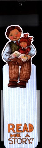 Read Me A Story Bookmark (Mary Engelbreit Bookmark)