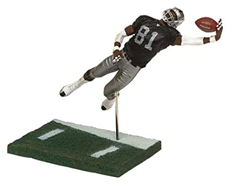 competitive price eaf4a e50f2 McFarlane Toys NFL Sports Picks Series 8 Action Figure Tim Brown (Oakland  Raiders) Black Jersey