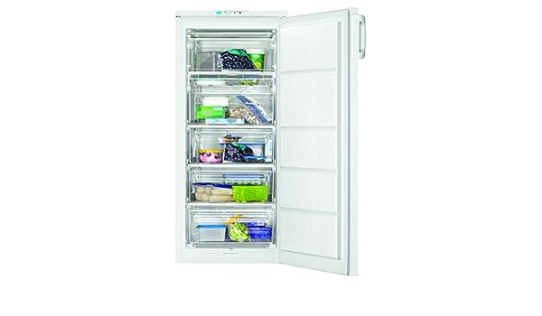 Congelador Faure FFU19400WA Integrado Vertical 168L A Vertical, 168 L, 20 kg//24h, SN-T, A+, Blanco Blanco