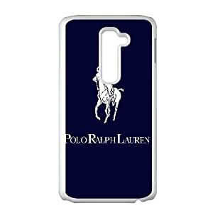 Personalized Durable Cases LG G2 Cell Phone Case White Polo Ralph Lauren Qyoly Protection Cover