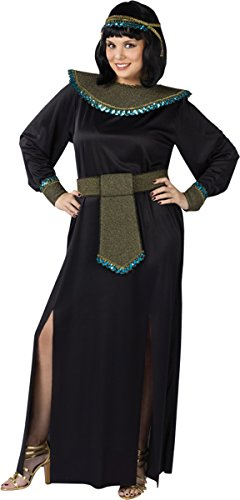 Morris Costumes Midnight Cleopatra Adult Plus