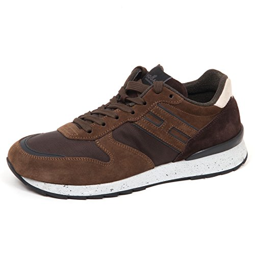 Hogan E0620 Sneaker Uomo Brown R261 Shoe Man marrone