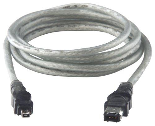 Belkin 3FT IEEE 1394 Firewire 4Pin//6Pin 400 MBPS 28 Awg Ice Belkin Components F3N401-03-ICE SYNX937221