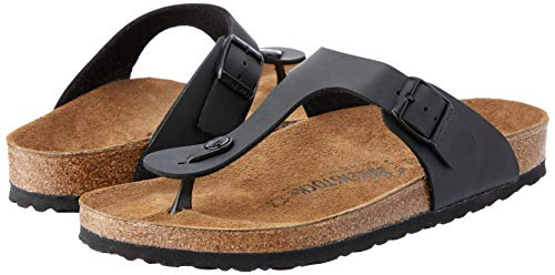 Becoming Phill) Birkenstock gizeh antik braun 38