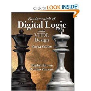 Read Online Fundamentals of Digital Logic 2nd (second) edition byBrown pdf epub