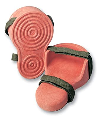 Bon 12-109 Heavy Duty Rubber Knee Pads