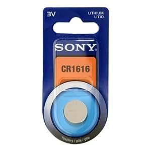 Sony CR1616B1A - Blister 1 pila de litio (IEC)CR1616 de (3V)