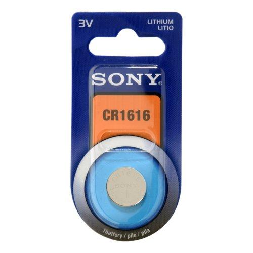 Sony CR 1616B1A Lithium Coin Battery ()