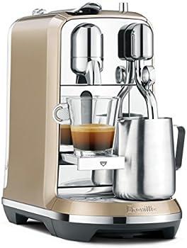 Breville Nespresso Creatista Espresso and Coffee Maker