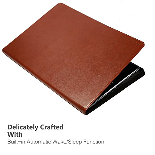 Tranesca Premium Leather Case for Apple iPad Pro 10.5 with A