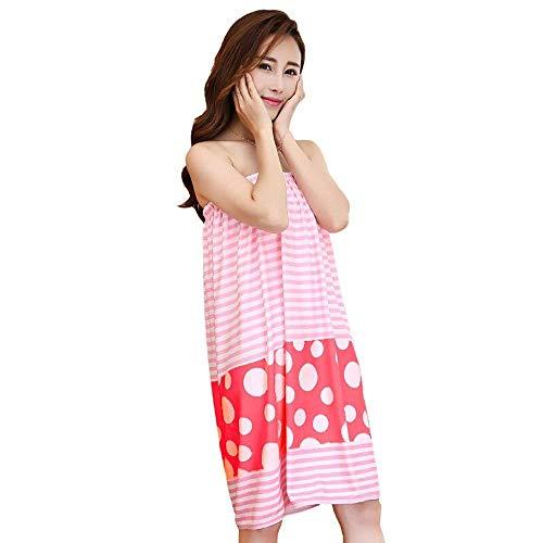 Modelo De Albornoz Hembra Toalla Traje Portátil Playa Pijamas Spa Espesar color Sauna Vintage Ducha Chaleco Adulto 1 Natación 3 Baño Tienda g0vq5ww