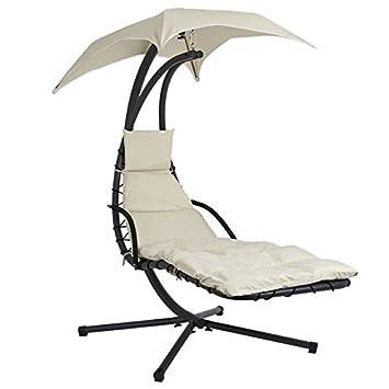 azuma natural dream chair swing hammock garden furniture sun seat canopy relaxer azuma natural dream chair swing hammock garden furniture sun seat      rh   amazon co uk