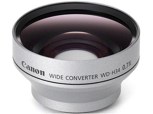 Canon ワイドコンバーター WD-H34   B0001KL1HA