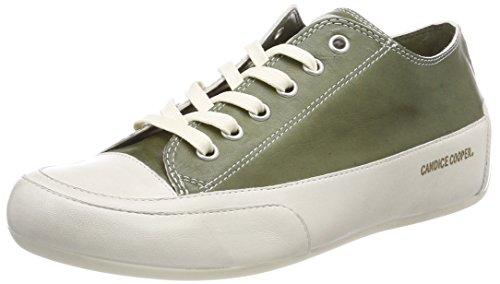 Candice Sneaker Verde Donna Cooper Tamponato kaki Grün 0qRnZrH0w