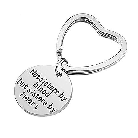 Amazon Com Smuobt Best Friend Gifts Keychain Perfect Friendship