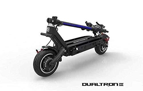 Weebot Patinete eléctrico DUALTRON 3 - 65 km/h y 80 km ...