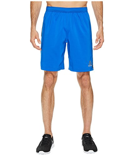 Reebok Men's Perf Woven Shorts, Vital, Medium
