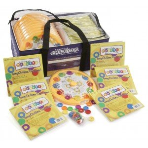 1st Grade Math Learning Palette Class Kit by Learning Wrap-Ups