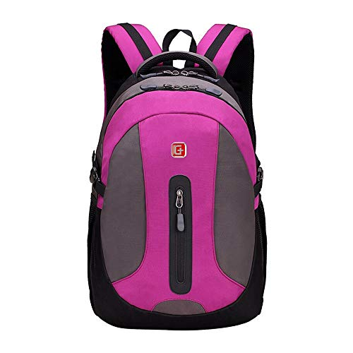 00c955d56f95 Reichlixin Laptop Water Repellent Backpack, Outdoor Travel Climbing Large  Capacity Knapsack Durable Wearable Rucksack Men and Women College Students  ...