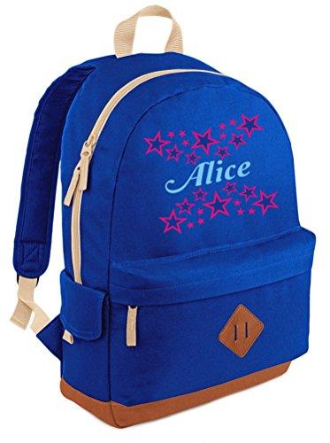 Edward Sinclair - Bolso mochila  para mujer - azul real
