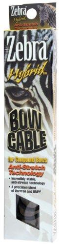 Zebra Bow Strings Zeb Cab Mq1 3858 TanBlk ZCM1TANBLKMA