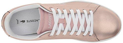Rosa Lacoste Womens Carnaby Evo Sneaker