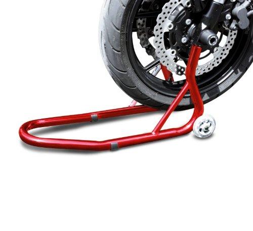 Motorrad Montagest/änder f/ür Ducati 748,749,848//Evo,888,916,996,998,999,GT 1000 Vorderrad Fork Rot ConStands