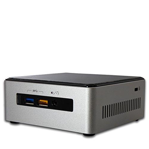 Intel NUC Kit NUC5i5RYH i5-5250U 8GB 128GB SSD + 2TB HDD No OS Mini PC Desktop Computer
