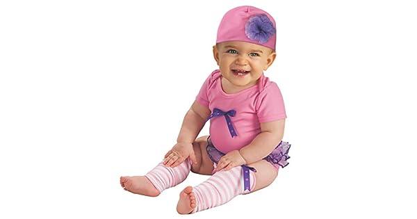Amazon.com: Rubie s Costume Newborn bailarina Bodysuit ...