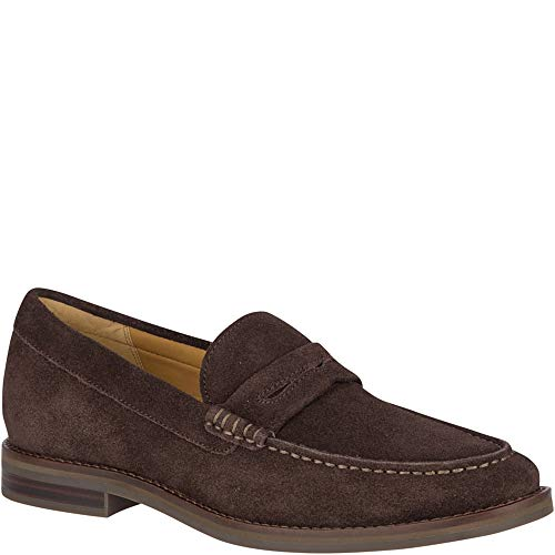 Sperry Top-Sider Gold Cup Exeter Suede Penny Loafer Men 9.5 ()
