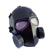 Invader King ™ G mask LEDs Airsoft Mask Protective Gear Outdoor Sport Masks Bb Gun