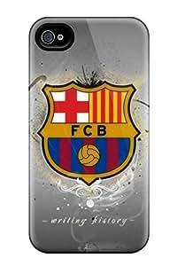 diy zhengNew iPhone 6 Plus Case 5.5 Inch /Case Cover Casing(barcelona Fc Logo)