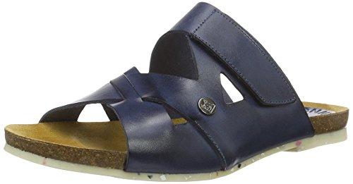 Jonny's Nekane, Women's Open Toe Sandals Blau (Marino)