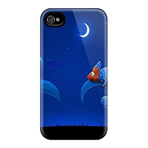 TJPal Case Cover For Iphone 4/4s Ultra Slim FMO2278sdNg Case Cover