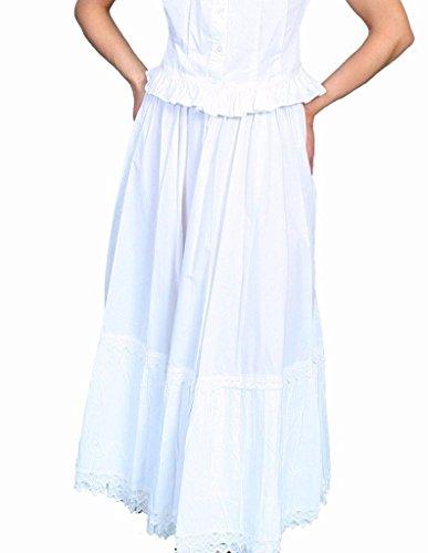 Scully Rangewear Women's Rangewear Petticoat White Medium