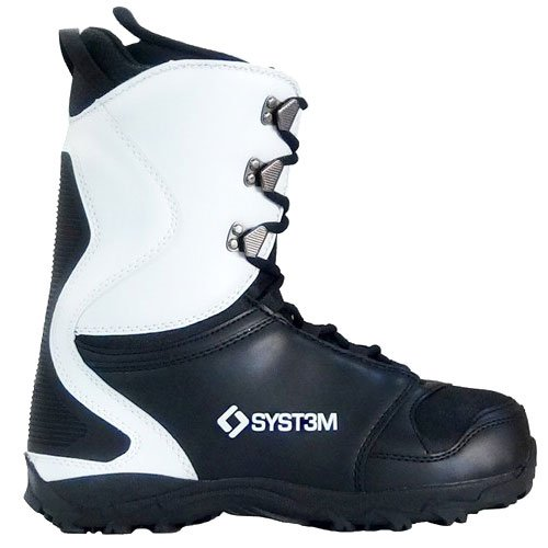 System APX Men's Snowboard Boots (11)