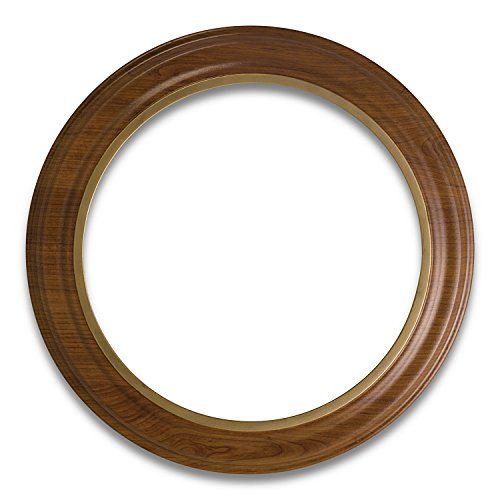 Bradford Exchange Van Hygan and Smythe Handcrafted Collector Plate Frame: Fits Most 12 Inch Plates by The