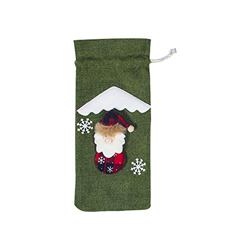 Christmas Decoration Gift Creative Christmas Sackcloth for sale  Delivered anywhere in Canada