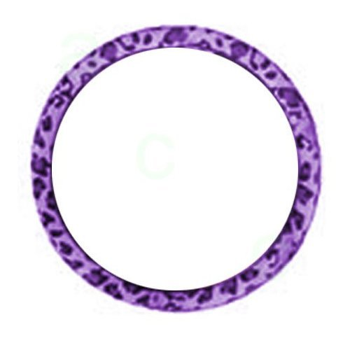 Leopard Purple
