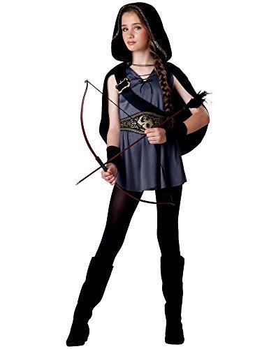 [Hooded Huntress Costume Tween] (The Huntress Arrow Costume)