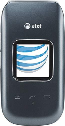 Pantech Breeze 3 Basic Flip Phone GSM Unlocked (Renewed)