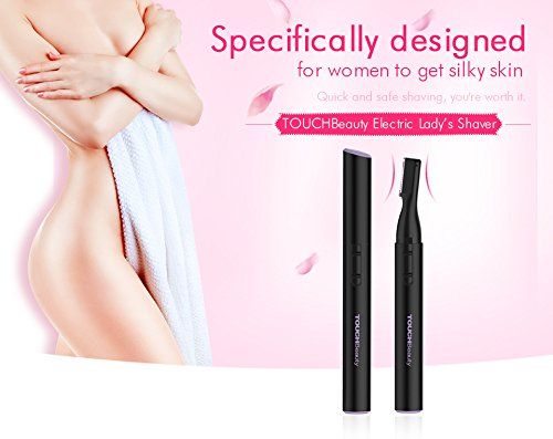 TOUCHBeauty Beauty Trimmer Lady Rasoio per Bikini, viso, corpo, gambe TB-815