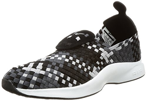 Air Wolf Grey NIKE Noir Dark Gymnastique de Chaussures Black Woven Grey Homme d41SnF