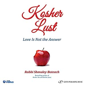 Kosher Lust Audiobook
